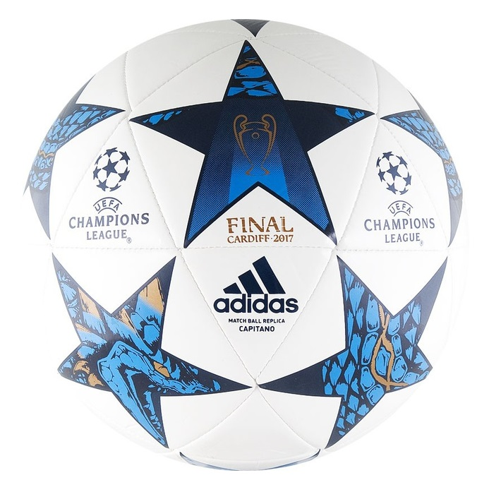 Футбольний м яч Аdidas Finale 17 Cardiff Capitano AZ5204  6b83fed9e7f32