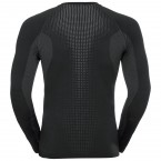 Термобілизна чоловіча Odlo SUW Top Crew Neck L/S Performance Warm Black - фото 2