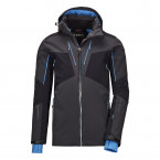Куртка чоловіча Killtec Kuopio Jacket Men Dark Anthracite - фото 1