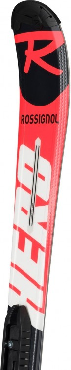 Rossignol Hero Junior 100-130 + Кр. Kid-X 4 '20 - фото 4