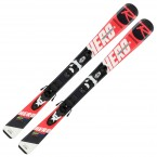 Rossignol Hero Junior 100-130 + Кр. Kid-X 4 '20 - фото 1
