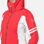 Куртка жіноча Rossignol W Course Jacket Rose Wood - фото 5