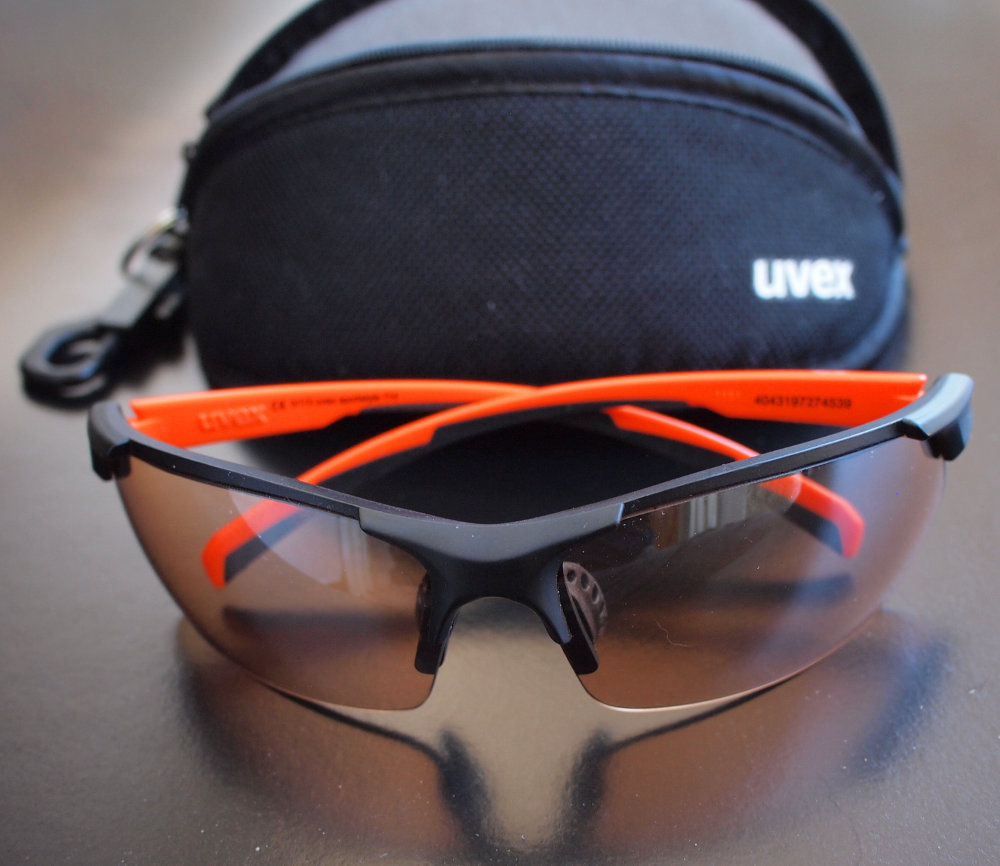 Окуляри Uvex Sportstyle 114 Black Mat Orange  47b9eb6adef9c